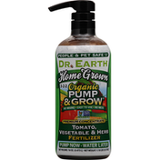 Dr. Earth Plant Food, Organic, Tomato, Vegetable & Herb