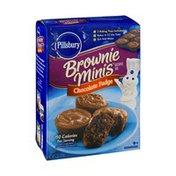 Pillsbury Brownie Minis Chocolate Fudge Brownie Mix