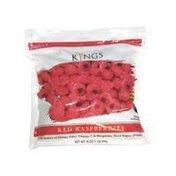 Kings Red Raspberries