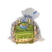 "Kontos 7"" Pre-Grilled Panini Bread"