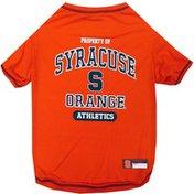 Pet First Extra Large Collegiate Syracuse Orange Dog Tee Shirt