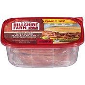 Hillshire Farm Ultra Thin Sliced Lunchmeat, Uncured Hard Salami, 13 oz.