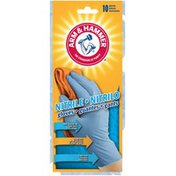 Arm & Hammer Disposable One Size Fits All Latex Free Nitrile Gloves