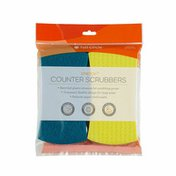 Full Circle Stretch, Recycled, Counter Scrubber Sponges