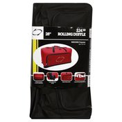 CVS Rolling Duffle, Polyester, 28 Inch