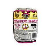 Great Wall Brand Pork Meat Loaf WIth Pork Skins Added