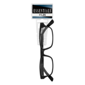 Essentials Non-Prescription Glasses +1.25 Carter