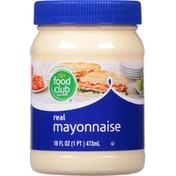 Food Club Mayonnaise, Real