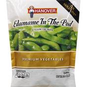 Hanover Edamame In The Pod, Premium Vegetables