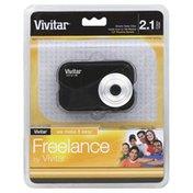 Vivitar Digital Camera, ViviCam 25, 2.1 Mega Pixels