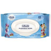 Cottonelle Flushable Wipes for Kids