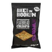 Baked in Brooklyn Flatbread Crisps The Works