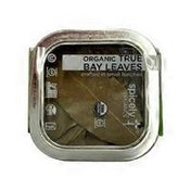 Spicely Organics Organic Turkish Bay Leaves in Tin Can
