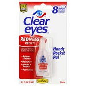 Clear Eyes Eye Drops, Redness Relief