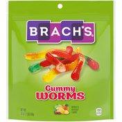 Brach's Cherry Orange Lemon Pineapple Green Apple Gummy WORMS Candy