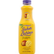 La Yogurt Drinkable Yogurt, Lowfat, Mango