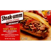 Steak-umm Steak, Sliced