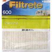 Filtrete Air Filter, Electrostatic, Pollen