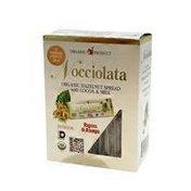 Rigoni Di Asiago Nocciolata, Organic Hazelnut Spread With Cocoa & Milk