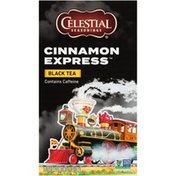 Celestial Seasonings Cinnamon Express Black Tea Bags