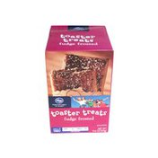 Kroger From Our Family To Yours Toaster Treats Fudge Frosted