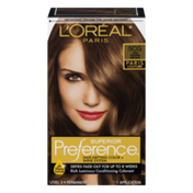 L'Oreal Superior Preference Permanent Hair Color 5CG Iced Golden Brown