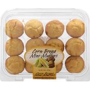 Corn Bread Mini-Muffins