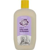 Always My Baby 2 in 1 Baby Wash & Shampoo