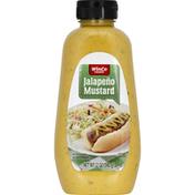 WinCo Foods Mustard, Jalapeno