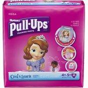 Pull-Ups Cool & Learn Girls 4T-5T Training Pants