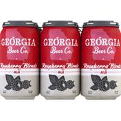 Georgia Beer Beer, Ale, Raspberry Blonde