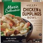 Marie Callender's Chicken And Dumplings Bowl