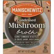 Manischewitz Broth, Mushroom, Condensed