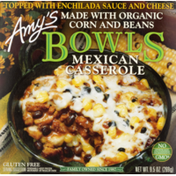 Amy's Kitchen Bowls, Gluten Free, Mexican Casserole