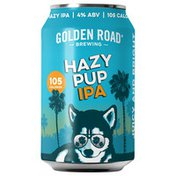 Golden Road Brewing Hazy Pup IPA Beer Can
