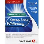Safeway 1 Hour Whitening, Fresh Mint Flavor