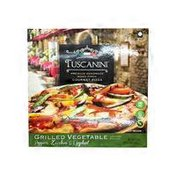Tuscanini Grilled Vegetable Pizza