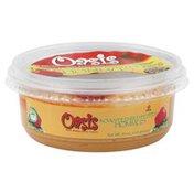 Oasis Hommus, Roasted Red Pepper