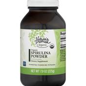 Nature's Promise Spirulina Powder, Organic