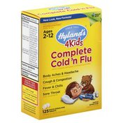 Hyland's Cold 'n Flu, Complete, Quick-Dissolving Tablets