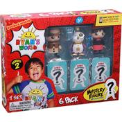 Ryan's World Toys, Series 2, 6 Pack
