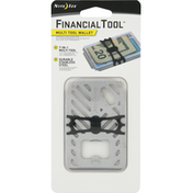 Nite Ize Multi Tool Wallet, Stainless
