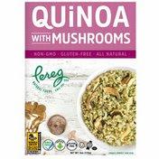 Pereg Natural Foods Quinoa with Mushrooms, Non-GMO, Gluten-Free, Vegan, Kosher