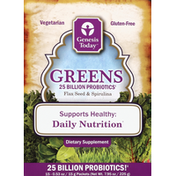 Genesis Today Greens