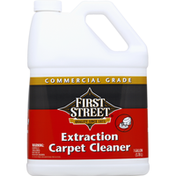 First Street Carpet Cleaner, Extraction, Commercial Grade