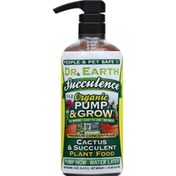 Dr. Earth Plant Food, Organic, Cactus & Succulent