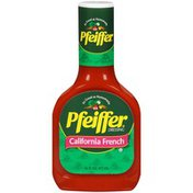 Pfeiffer California French Dressing