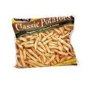 Flav R Pac Regular Cut Fries