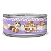 Merrick Purrfect Bistro Rabbit Pate Wet Cat Food Case