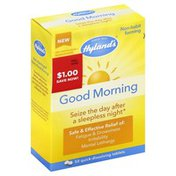 Hyland's Good Morning, Homeopathic, Quick-Dissolving Tablets